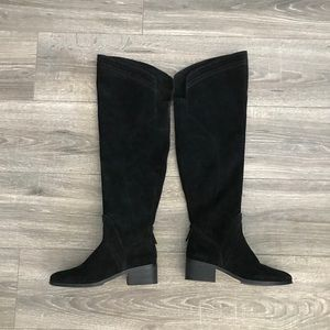 Vince Camuto 🖤 Black tall riding boots women's 7